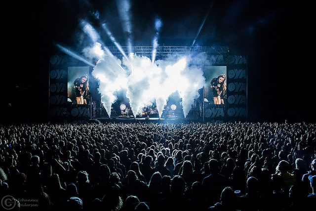 Highasakite - 12. August 2016 - Øyafestivalen