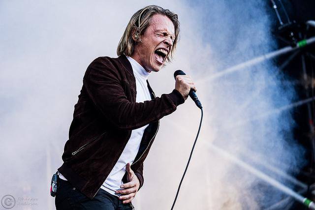 Sondre Justad - 13. August 2016 - Øyafestivalen