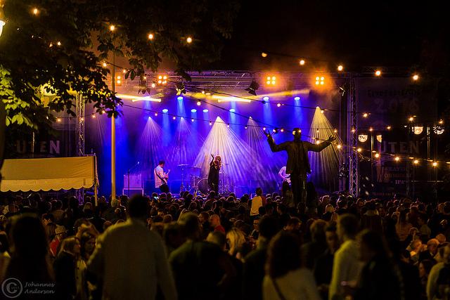 Dagny - 27. August 2016 - Elvefestivalen