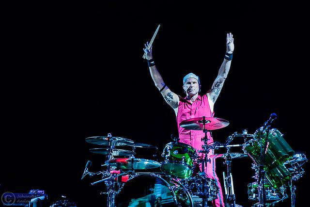 Red Hot Chili Peppers - 8. September 2016 - Telenor Arena