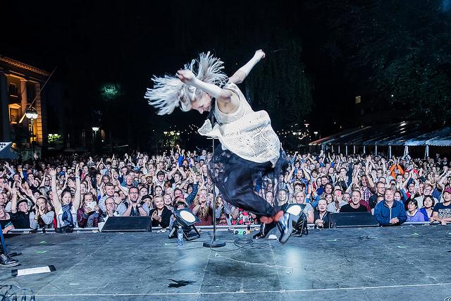 Aurora - 27. August 2016 - Elvefestivalen