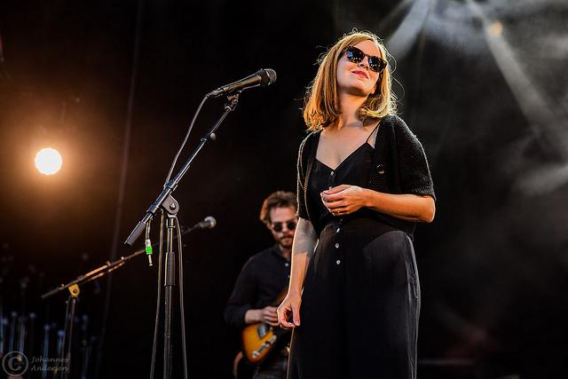 Marit Larsen - 27. August 2016 - Elvefestivalen