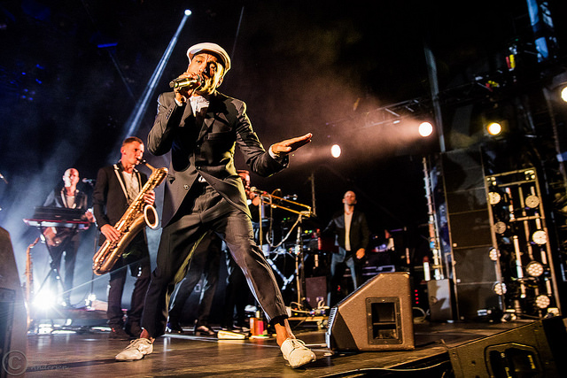 Timbuktu & DAMN! - 26. August 2016 - Elvefestivalen