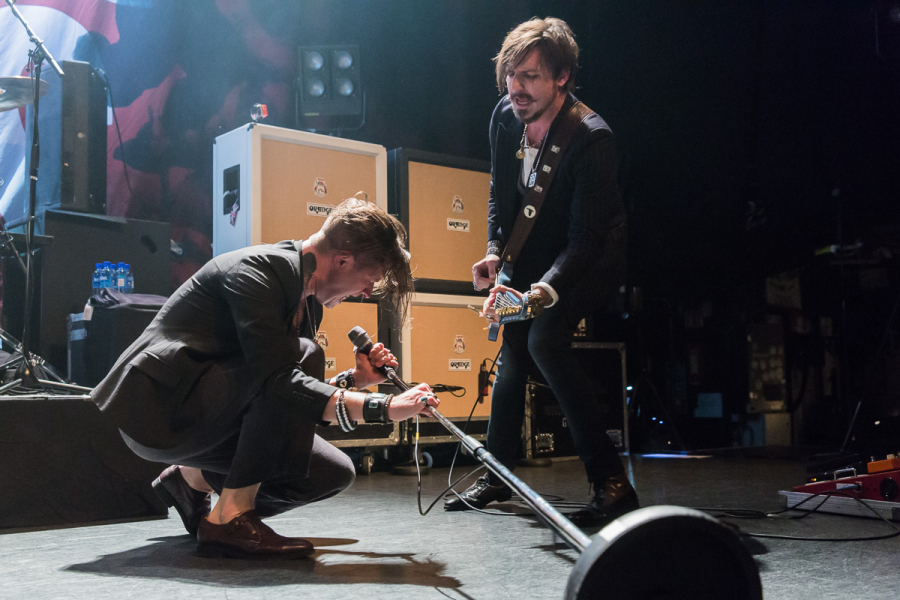 Rival Sons played for a sold out Rockefeller in Oslo, Norway.