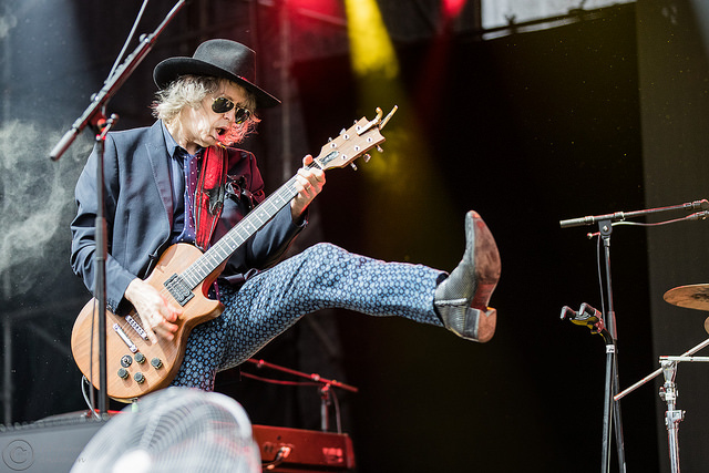 The Waterboys - 23. June 2017 - OverOslo
