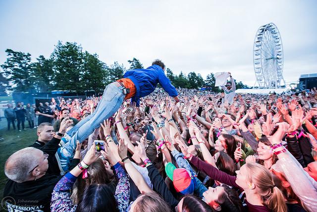 Sondre Justad - 7. July 2017 - Stavernfestivalen 2017