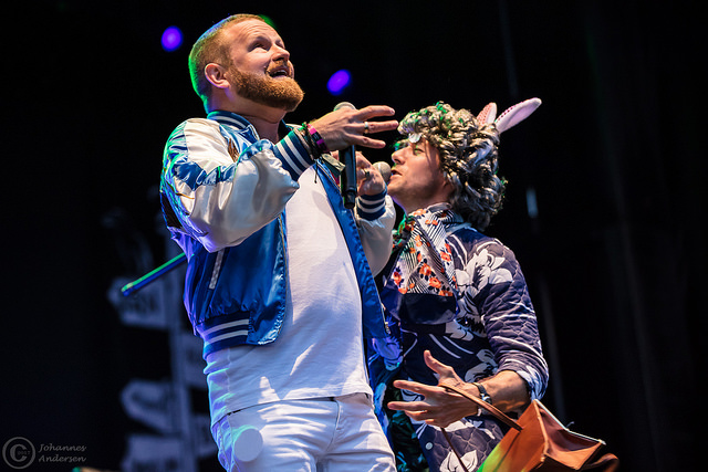 Klovner i Kamp - 7. July 2017 - Stavernfestivalen 2017