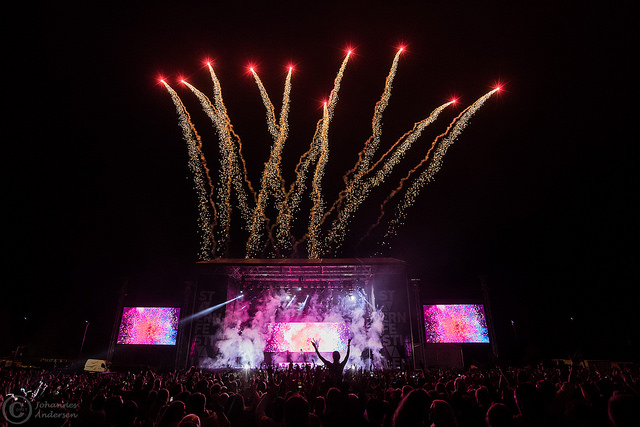 Axwell /\ Ingrosso - 7. July 2017 - Stavernfestivalen 2017
