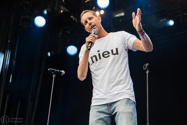 Morten Ramm - 7. July 2017 - Stavernfestivalen 2017