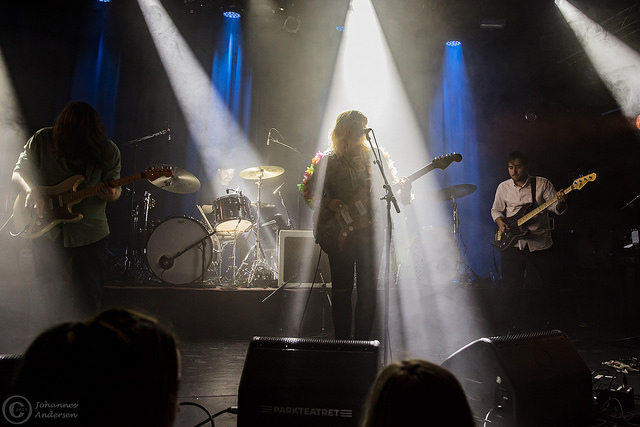 Thea and The Wild - 8. August 2017 - Parkteatret