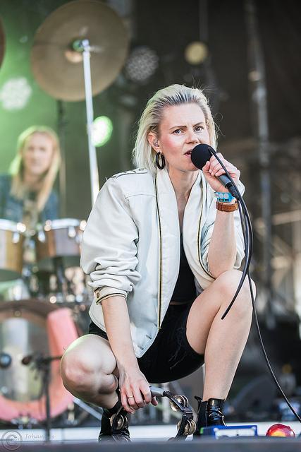 Billie Van - 11. August 2017 - Øya 2017