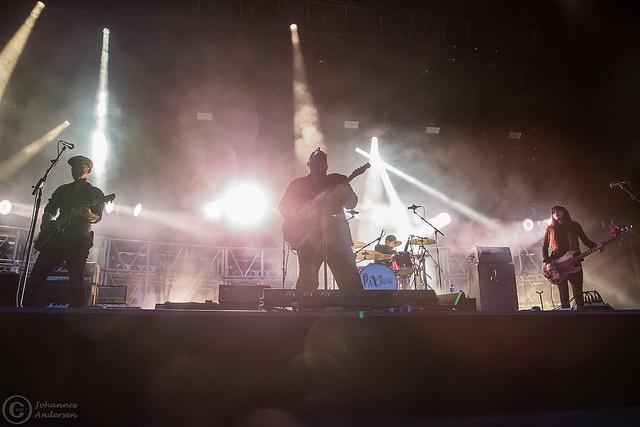 Pixies - 11. August 2017 - Øya 2017